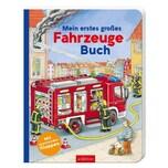 Mein erstes großes Fahrzeuge-Buch ars edition
