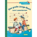 Das große Jungs-Buch zum Lesenlernen Carlsen