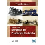 Dampfloks der Preußischen Staatsbahn Estler, Thomas transpress