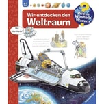Wir entdecken den Weltraum Nieländer, Peter; Erne, Andrea Ravensburger Verlag