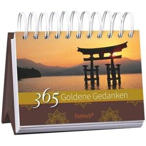365 Goldene Gedanken Pattloch