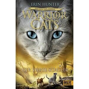 Warrior Cats, Zeichen der Sterne, Der vierte Schüler Hunter, Erin Beltz