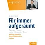 Für immer aufgeräumt Kurz, Jürgen GABAL