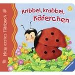 Mein erstes Fühlbuch: Kribbel, krabbel, Käferchen; . Grimm, Sandra Ravensburger Verlag