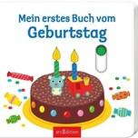 Mein erstes Buch vom Geburtstag Choux, Nathalie ars edition