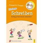 Lernen mit Teo und Tia - Ich lerne Schreiben - Kindergarten/Vorschule Haider, Claudia G & G Verlagsgesellschaft