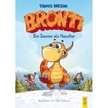 Bronti - Ein Saurier als Haustier Brezina, Thomas G & G Verlagsgesellschaft