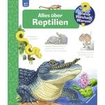 Alles über Reptilien Mennen, Patricia Ravensburger Verlag