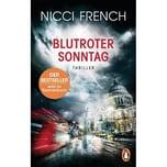 Blutroter Sonntag French, Nicci Penguin Verlag München