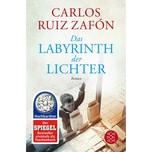 Das Labyrinth der Lichter Ruiz Zafón, Carlos FISCHER Taschenbuch