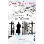 An einem Tag im Winter Lennox, Judith Piper