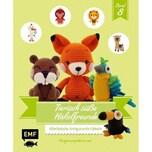 Tierisch süße Häkelfreunde. Bd.8 Amigurumipatterns.net EMF Edition Michael Fischer