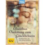 Buddhas Anleitung zum Glücklichsein, m. Audio-CD Mannschatz, Marie Gräfe & Unzer