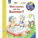 Wieso? Weshalb? Warum? junior: Was machen wir im Sommer? (Band 60) Mennen, Patricia Ravensburger Verlag