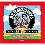 Ben & Jerry's Homemade Eiscreme & Dessert Cohen, Ben; Greenfield, Jerry Heel Verlag