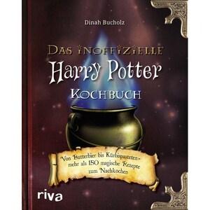 Das inoffizielle Harry-Potter-Kochbuch Bucholz, Dinah riva Verlag