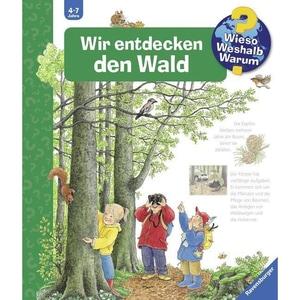 Wir entdecken den Wald Ravensburger Verlag