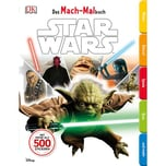 Das Mach-Malbuch. Star Wars Dorling Kindersley