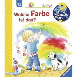 Welche Farbe ist das? Rübel, Doris Ravensburger Verlag