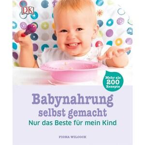 Babynahrung selbst gemacht Wilcock, Fiona Dorling Kindersley
