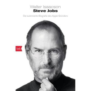 Steve Jobs Isaacson, Walter btb