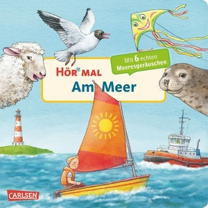 Hör mal: Am Meer, m. Soundeffekten Carlsen