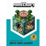 Minecraft - Handbuch für PVP-Mini-Games Mojang Schneiderbuch