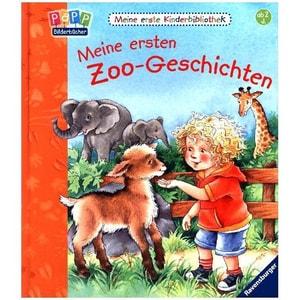 Meine ersten Zoo-Geschichten Dierks, Hannelore Ravensburger Verlag