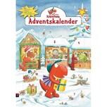 Der kleine Drache Kokosnuss Adventskalender - Auf dem Weihnachtsmarkt cbj