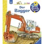 Der Bagger Erne, Andrea Ravensburger Verlag