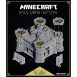 Minecraft - Baue deine Festung Mojang Schneiderbuch
