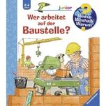 Wer arbeitet auf der Baustelle? Erne, Andrea Ravensburger Verlag