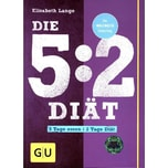 Die 5:2-Diät Lange, Elisabeth Gräfe & Unzer