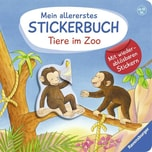 Mein allererstes Stickerbuch: Tiere im Zoo Ravensburger Verlag