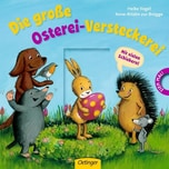 Die große Osterei-Versteckerei Vogel, Heike; Zur Brügge, Anne-Kristin Oetinger