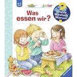 Wieso? Weshalb? Warum? junior: Was essen wir? (Band 53) Rübel, Doris Ravensburger Verlag