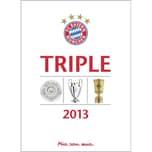 FC Bayern München Triple 2013 Vetten, Detlef; Kühne-Hellmessen, Ulrich Die Werkstatt