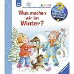 Wieso? Weshalb? Warum? junior: Was machen wir im Winter? (Band 58) Erne, Andrea Ravensburger Verlag