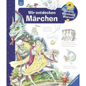 Wir entdecken Märchen Gernhäuser, Susanne Ravensburger Verlag