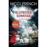 Blutroter Sonntag French, Nicci C. Bertelsmann