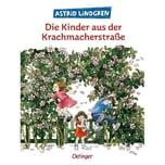 Die Kinder aus der Krachmacherstraße Lindgren, Astrid Oetinger