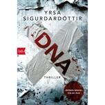 DNA Sigurdardóttir, Yrsa btb