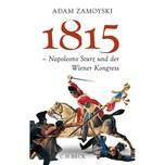 1815 - Napoleons Sturz und der Wiener Kongress Zamoyski, Adam Beck