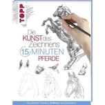 Die Kunst des Zeichnens - 15 Minuten Pferde Frech