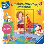 Anziehen, Ausziehen, Umziehen! Grimm, Sandra Ravensburger Verlag