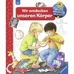 Wieso? Weshalb? Warum? Wir entdecken unseren Körper (Band 1) Rübel, Doris Ravensburger Verlag