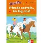 Bibi & Tina - Pferde satteln, fertig, los! Wolke, Rainer Klett Lerntraining