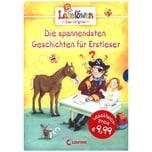 Die spannendsten Geschichten für Erstleser, 3 Bde. Loewe Verlag