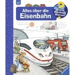 Alles über die Eisenbahn Mennen, Patricia Ravensburger Verlag