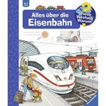 Alles über die Eisenbahn Ravensburger Verlag